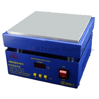 For 946C Electronic Hot Plate Preheat Preheating Station 220V (3)