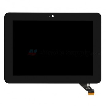For AM Kindle Fire HDX 8.9 LCD Screen and Digitizer Assembly Replacement - Black - Without Any Logo - Grade S+ (3)
