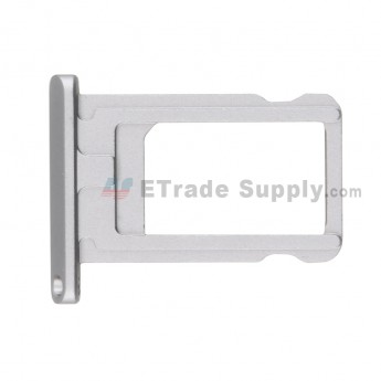 For AP APA 9.7 SIM Card Tray Replacement (2017 Version) - Gray - Grade S+ (0)