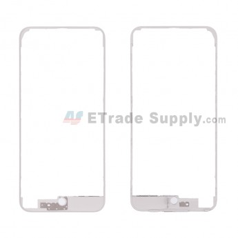 For AP APO Touch 5th Digitizer Frame Replacement - White - Grade S+ (0)