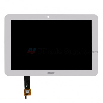For AR Iconia Tab A3-A20 LCD Screen and Digitizer Assembly Replacement - White - AR Logo - Grade S (3)