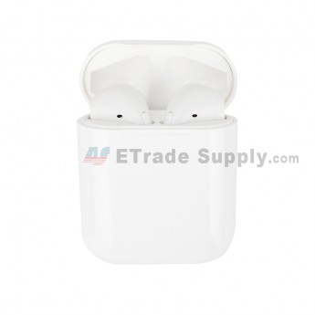 For Air Plus Wireless Bluetooth Earpiece - White - Grade R (0)