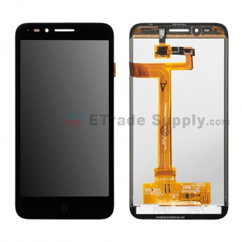 For Alcatel One Touch Go Play 7048X LCD Screen and Digitizer Assembly Replacement - Black - Without Logo - Grade S+ (6)