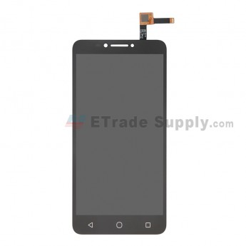 For Alcatel PIXI 4 (9001) LCD Screen and Digitizer Assembly Replacement - Black - Grade S+ (0)