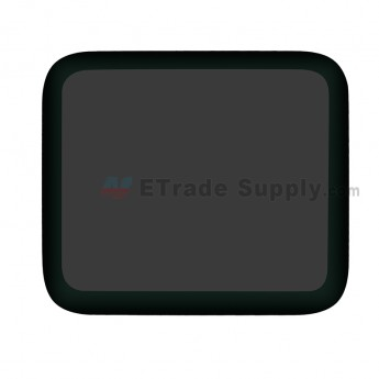 For Apple Watch 2 LCD Screen and Digitizer Assembly Replacement - Black - 42mm - Grade S+ (0)