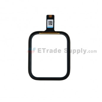 For Apple Watch 5 Digitizer Touch Screen Replacement - Black - 44mm - Grade R (0)