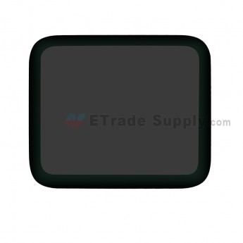 For Apple Watch LCD Screen and Digitizer Assembly Replacement - Black - 38mm - Grade S+ (0)