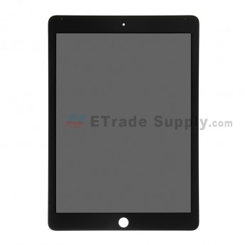 For Apple iPad Air 2 LCD Screen and Digitizer Assembly Replacement - Black - Grade R (0)