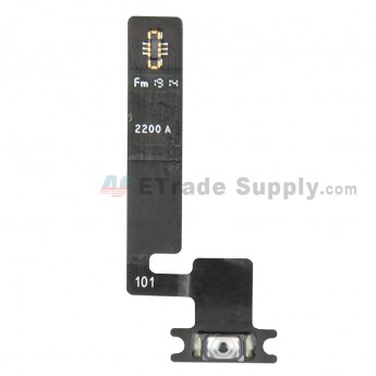 For Apple iPad Air 3 Power Button Flex Cable Ribbon Replacement - Grade S+ (0)