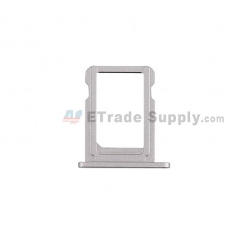 For Apple iPad Air 4(10.9) (2020) SIM Card Tray Replacement - Dark Gray - Grade S+ (0)
