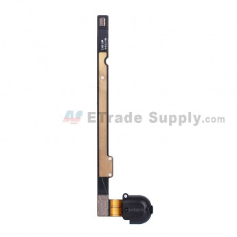 For Apple iPad Air Audio Flex Cable Ribbon Replacement (Wifi+3G Version) - Black - Grade S+ (1)