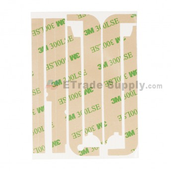 For Apple iPad Digitizer Adhesive Replacement (Wifi Version) - Grade R (0)