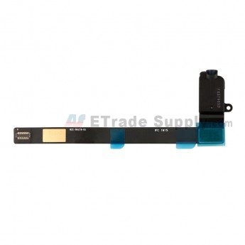 For Apple iPad Mini 4 Earphone Jack Flex Cable Ribbon Replacement - Gray - Grade S+ (0)