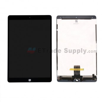 For Apple iPad Pro 10.5 LCD Screen and Digitizer Assembly Replacement - Black - Grade S+ (0)