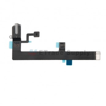 For Apple iPad Pro 12.9 (2nd Gen) Audio Flex Cable Ribbon Replacement - Gray - Grade S+ (0)