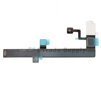 For Apple iPad Pro 12.9 (2nd Gen) Audio Flex Cable Ribbon Replacement - White - Grade S+ (0)