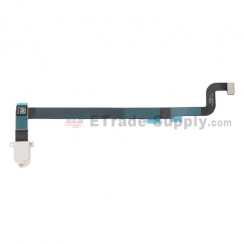 For Apple iPad Pro 12.9 Audio Flex Cable Ribbon Replacement (3G Version) - White - Grade S+ (0)