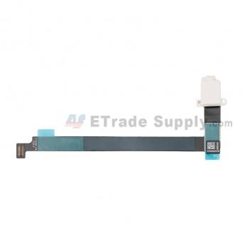 For Apple iPad Pro 12.9 Audio Flex Cable Ribbon Replacement (Wifi Version) - White - Grade S+ (0)