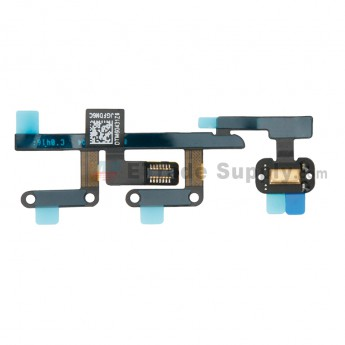 For Apple iPad Pro 9.7 Volume Button Flex Cable Ribbon Replacement - Grade S+ (6)