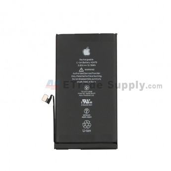 For Apple iPhone 12 Battery Replacement - Grade S+ (0)