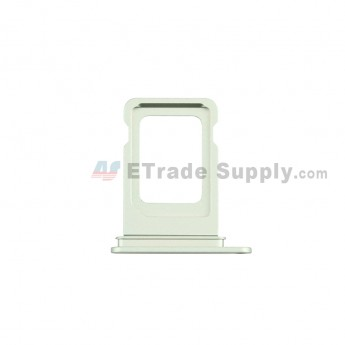 For Apple iPhone 12 SIM Card Tray Replacement (Single SIM Card) -Green - Grade S+ (0)