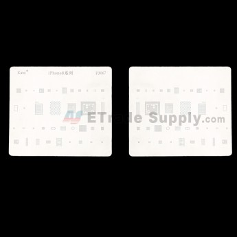 For Apple iPhone 4-8 Series IC Tin-plating Plate Replacement - Grade R (14)