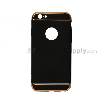 For Apple iPhone 6/6S Protective Case - Black - Grade R (0)