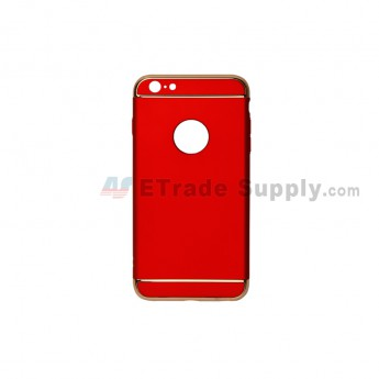 For Apple iPhone 6/6S Protective Case - Red - Grade R (0)
