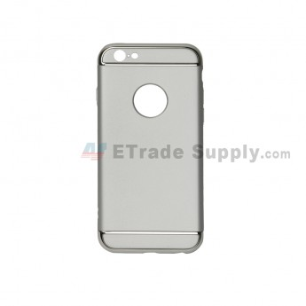 For Apple iPhone 6/6S Protective Case - Silver - Grade R (0)