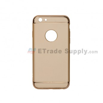 For Apple iPhone 6 Plus/6S Plus Protective Case - Gold - Grade R (0)