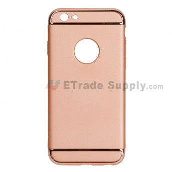 For Apple iPhone 6 Plus/6S Plus Protective Case - Rose Gold - Grade R (1)