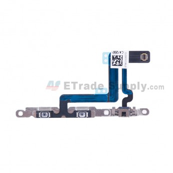 For Apple iPhone 6 Plus Volume Button Flex Cable Ribbon Assembly Replacement - Grade S+ (1)