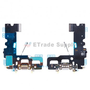 For Apple iPhone 7 Charging Port Flex Cable Ribbon Replacement - White - Grade R (2)
