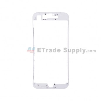 For Apple iPhone 7 Digitizer Frame Replacement - White - Grade S+ (2)