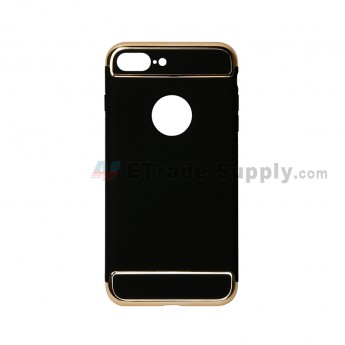 For Apple iPhone 7 Plus Protective Case - Black - Grade R (1)