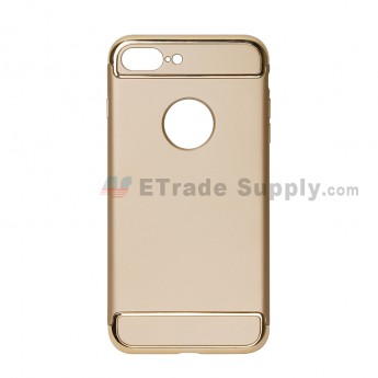 For Apple iPhone 7 Plus Protective Case - Gold - Grade R (2)