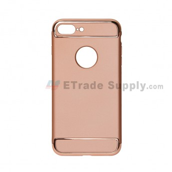 For Apple iPhone 7 Plus Protective Case - Rose Gold - Grade R (1)