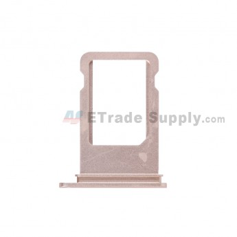 For Apple iPhone 7 Plus SIM Card Tray Replacement - Gold - Grade S+ (1)
