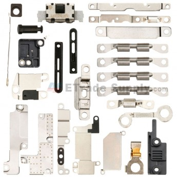 For Apple iPhone 7 Plus Small Parts Replacement (24 pcs/set) - Grade S+ (0)