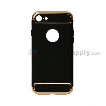 For Apple iPhone 7 Protective Case - Black - Grade R (1)