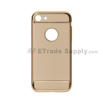 For Apple iPhone 7 Protective Case - Gold - Grade R (0)