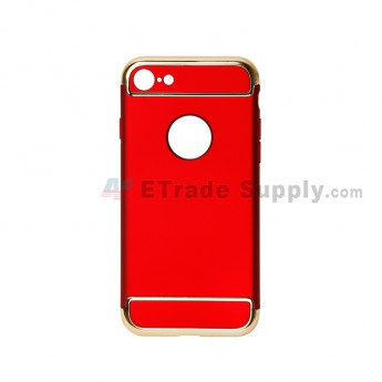 For Apple iPhone 7 Protective Case - Red - Grade R (1)