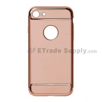 For Apple iPhone 7 Protective Case - Rose Gold - Grade R (0)