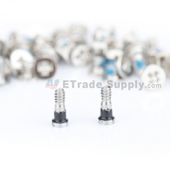 For Apple iPhone 7 Screw Set (68 pcs/set) Replacement - Silver - Grade S+ (0)