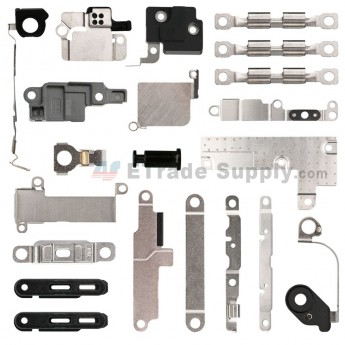 For Apple iPhone 7 Small Parts Replacement (21pcs/set) - Grade S+ (0)