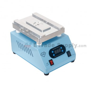 For Apple iPhone 8/8Plus/X Cracked Back Cover Glass Remover Machine - 220V (0)
