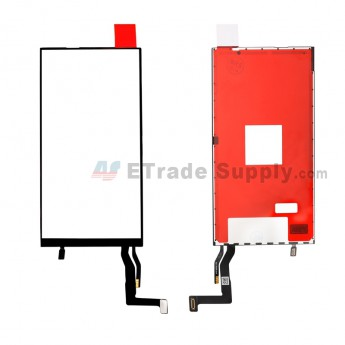 For Apple iPhone 8 LCD Backlight With Home Button Extension Flex Ribbon Replacement - Grade S+ (0)