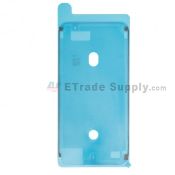 For Apple iPhone 8 Plus Digitizer Frame Adhesive Replacement - White - Grade S+ (0)