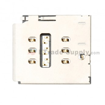 For Apple iPhone 8 SIM Card Reader Contact Replacement - Grade S+ (0)