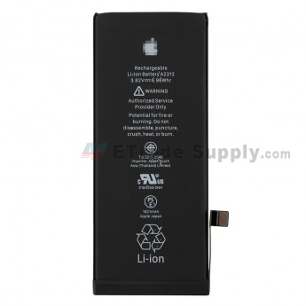 For Apple iPhone SE 2 Battery Replacement - Grade S+ (0)